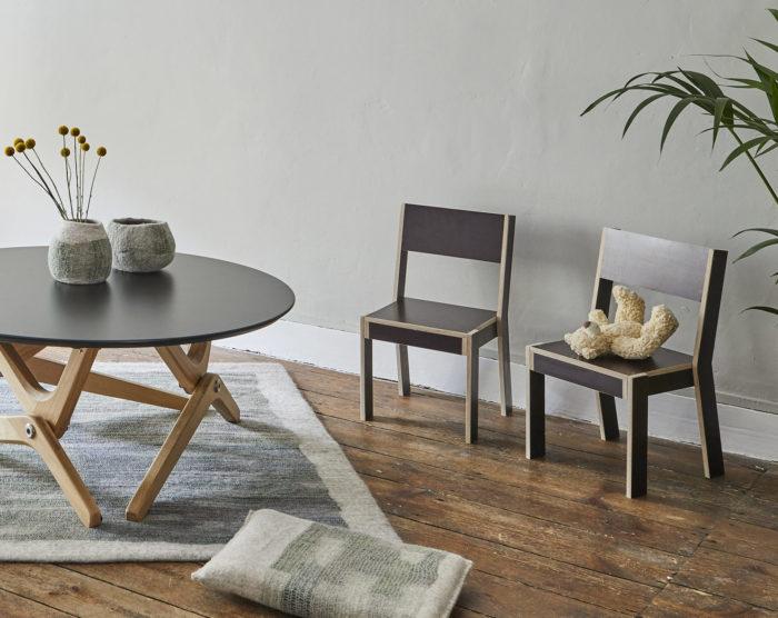 petite chaise enfant design ecoresponsable en bois