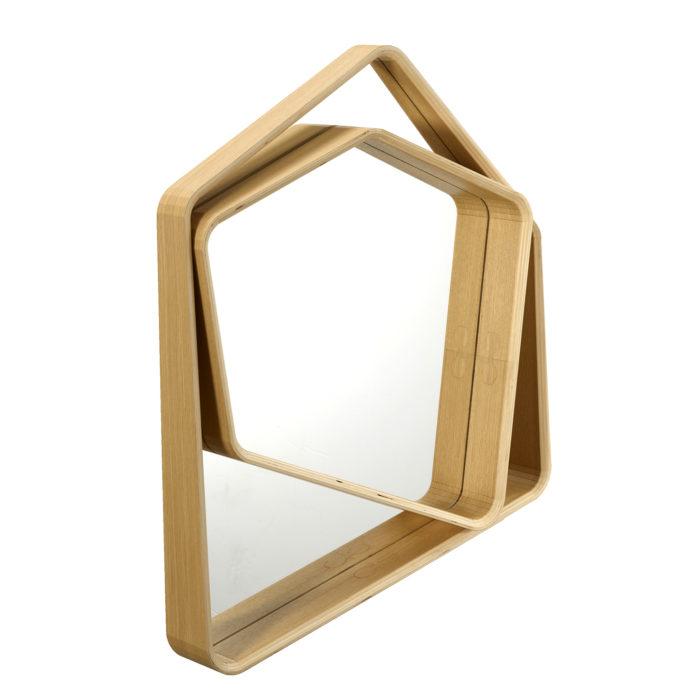 Miroir Folding Mobuscule Malwenn Tourneux petit et grand