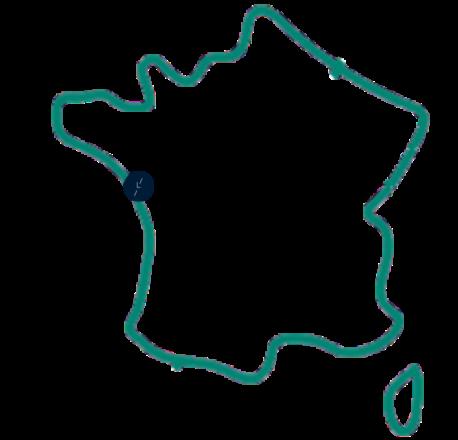 France et St Gilles Croix de vie