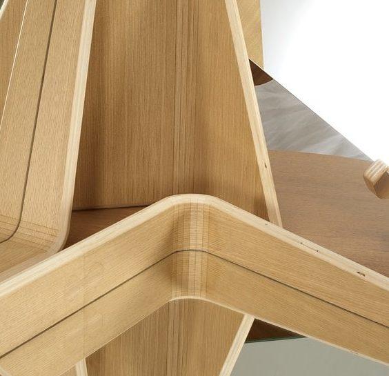 Miroir Folding Mobuscule Malwenn Tourneux détail