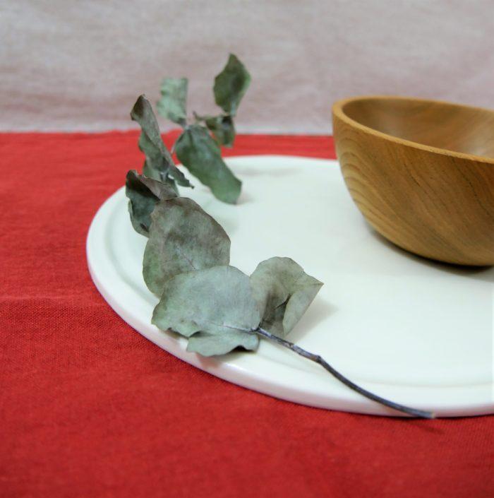 assiette plate porcelaine diametre 24 cm