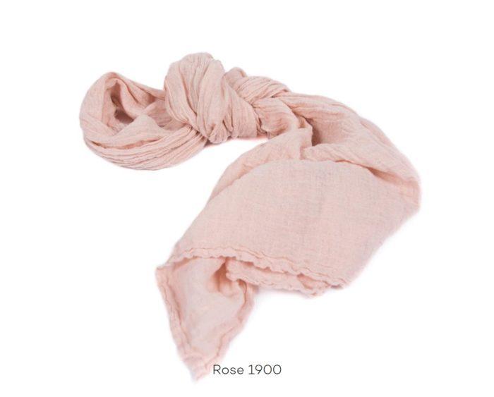 Chèche_Echarpe_scarf_couleur chanvre_Rose 1900_L'Inatelier_Nantes_mode homme_femme_textile