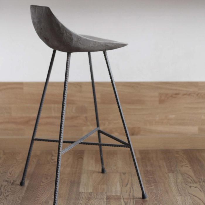 tabouret bar beton chaise de bar lyon beton