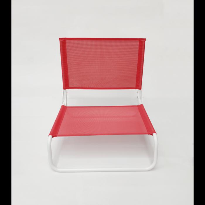la-chaise-de-plage-rouge_ La chaise Française_ L'Inatelier Nantes Design
