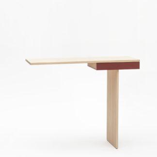 console ti en chêne_drugeot manufacture_bois_design_meuble_bureau_couloir_nantes_lInatelier_boutique déco_décoration intérieure_madeinfrance_personnalisable