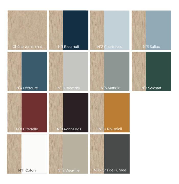console ti en chêne_drugeot manufacture_bois_design_meuble_bureau_couloir_nantes_lInatelier_boutique déco_décoration intérieure_madeinfrance_personnalisable_palette de couleur
