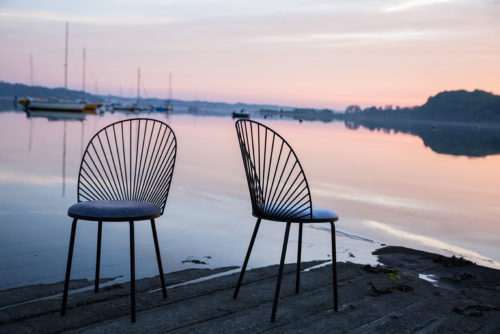 chaise blush_Happé_Anouchka Potdevin_designNantes_Déco_acier_chaise_artisanat_contemporain_assise_confort_Nantes_L'INATELIER