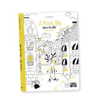 livre-coloriage-enfant-jeunesse-histoire-lecture-à colorier-Editions-maison-Eliza-Couverture-à-petits-pas-3ans-Nantes-cadeaux-l'Inatelier-Nantes550x550-imagination-pages-madeinfrance