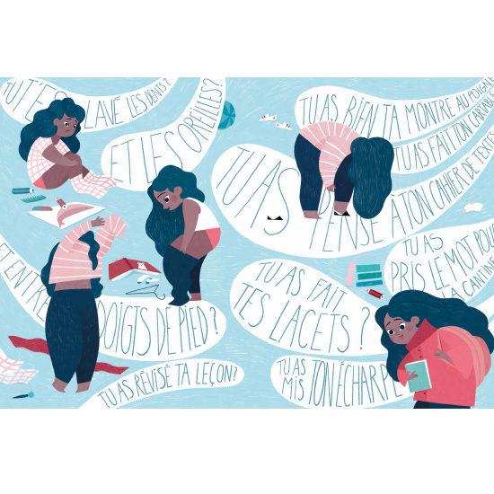 Livre_enfant_Maison_Eliza_Edition Jeunesse_Sur-le-chemin-de-lécole-couverture-550x550_dès 3ans_nantes_illustration_cartonnée_cadeaux_extrait_dessin