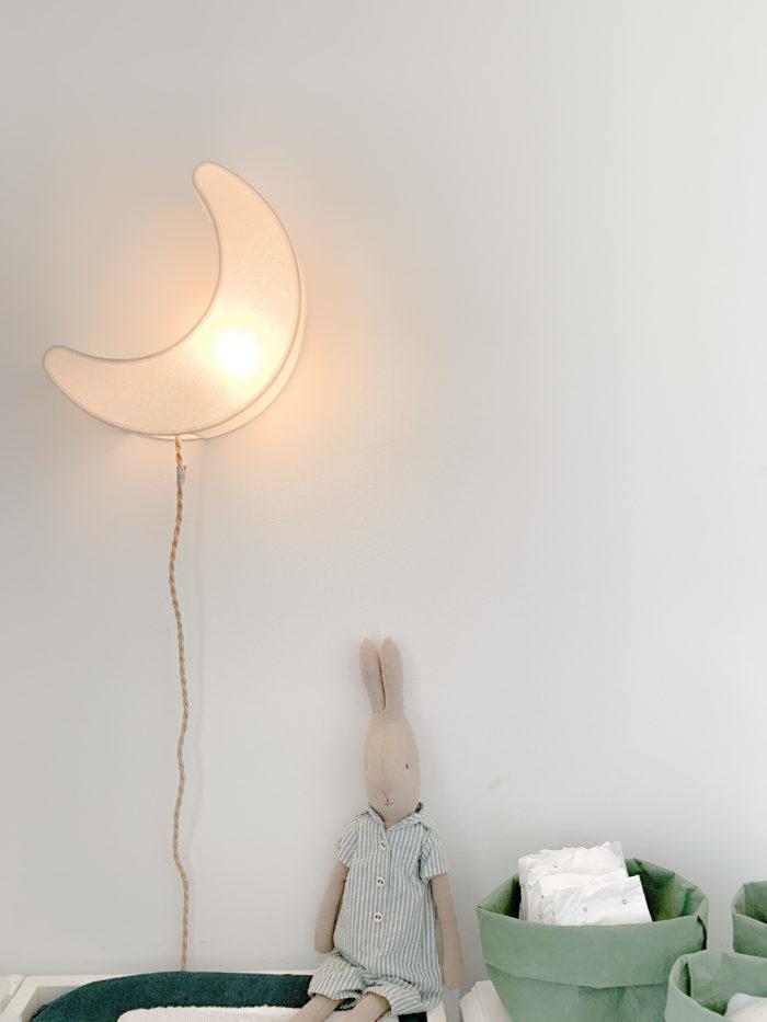Applique_lune_lin_naturel_cannage_anso_design_linatelier_nantes_décoration_chambre_enfant_bébé_tamisé_lumière_douce_moon_light_ambiance_inspiration_made_in_france