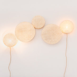 Applique_combo_moon_5_anso_design_anne-sophieboucard_l'inatelier_lampe_luminaire_cannage_contemporain_modulable_naturel_cosy_bohème_made_in_france_nantes_décoration_ambiance_inspiration_artisanat_lumière_tamisée_chaleureux