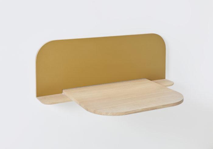 bureau-suspendu-écran-hetch-mobilier_linatelier_mobilier_desk_miroir_coiffeuse_laque_or_mural_nantes_boutique-déco_décoration_idée-déco_travail_made-in-france_design_position bureau