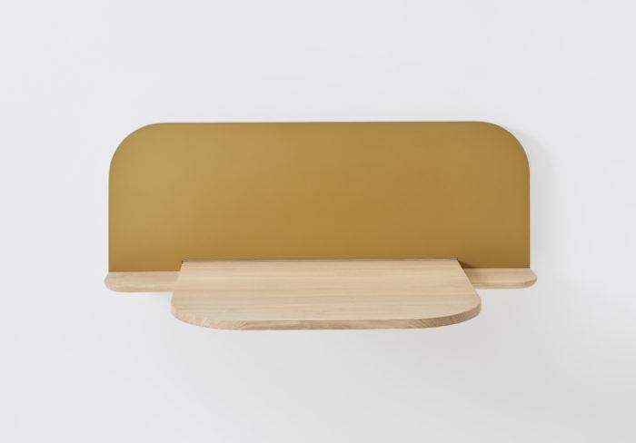 bureau-suspendu-écran-hetch-mobilier_linatelier_mobilier_desk_miroir_coiffeuse_laque_or_mural_nantes_boutique-déco_décoration_idée-déco_travail_made-in-france_design_position bureau_face